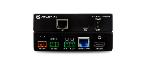 Atlona AT-UHD-EX-100CE-TX HDBaseT Transmitter, max.100m