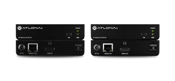 Atlona AT-HDR-EX-70-2PS-KIT HDBaseT Set (Sender/Empfänger)