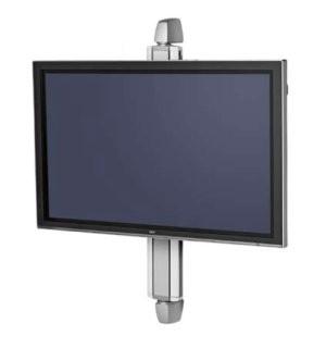 SMS Flatscreen X WH S605 A/W Wandhalter, höhenverstellbar