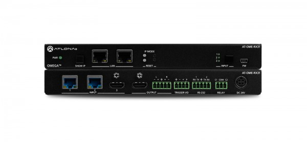 Atlona AT-OME-RX31 HDBaseT Receiver, Switcher