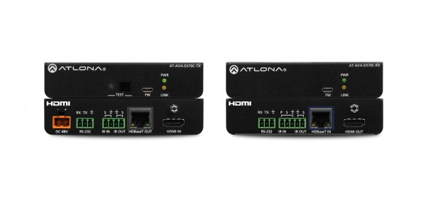 Atlona AT-AVA-EX70C-KIT HDBaseT Set (Sender/Empfänger)