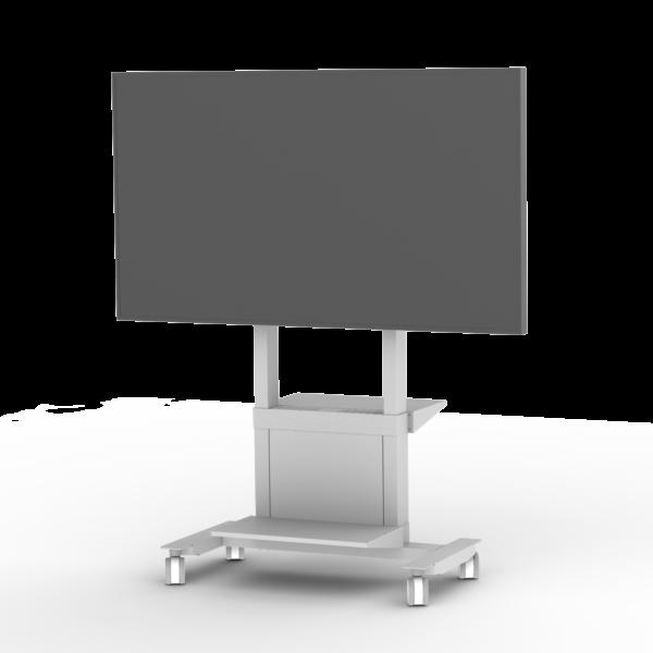 SMS Func Mobile Shelf, White C220006-4A