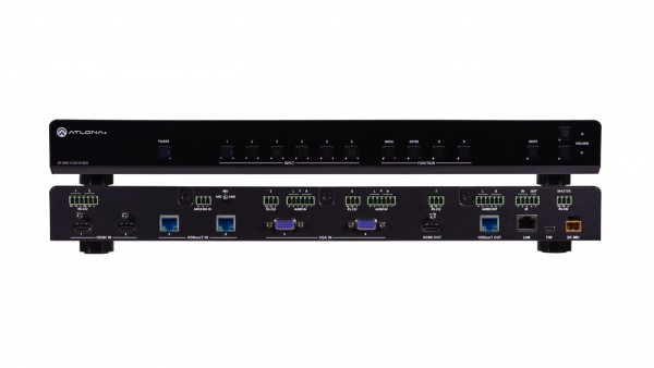 Atlona AT-UHD-CLSO-612ED Multiformat Switcher / Scaler