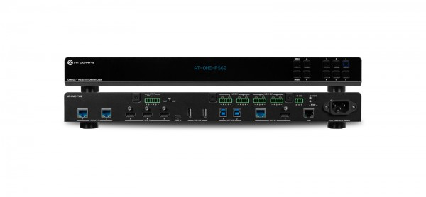 Atlona AT-OME-PS62 Multiformat Switcher / Scaler