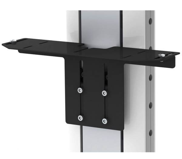 SMS X Flexible Shelf Black PD300020