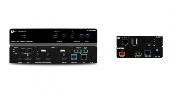 Atlona AT-OME-MS42-KIT Multiformat Switcher / Scaler