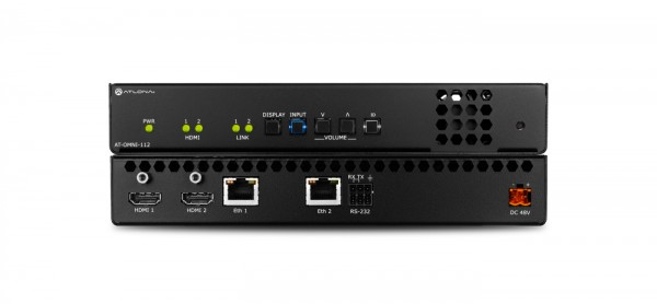Atlona AT-OMNI-112 OmniStream Dual IP Encoder