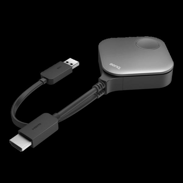 BenQ InstaShow Button Kit HDMI für WDC20-Serie, 2 Stück