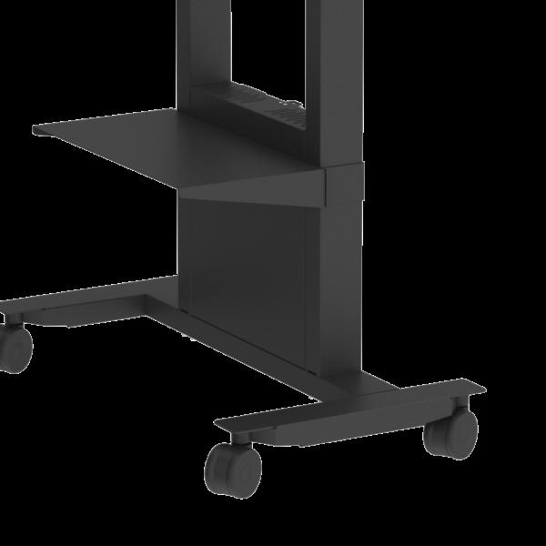 SMS Func Mobile Shelf, Black C220006-1A