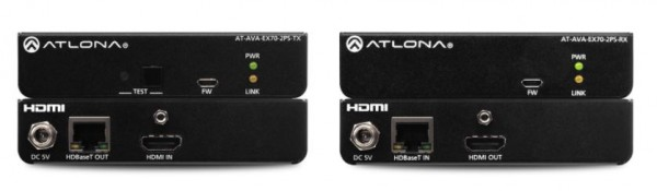 Atlona AT-AVA-EX70-2PS-KIT HDBaseT Set (Sender/Empfänger)